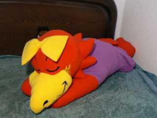 コトノちゃん抱き枕